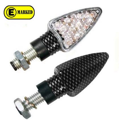 CLEVER ΦΛΑΣ ΜΕ LED 0115 DART CARBON