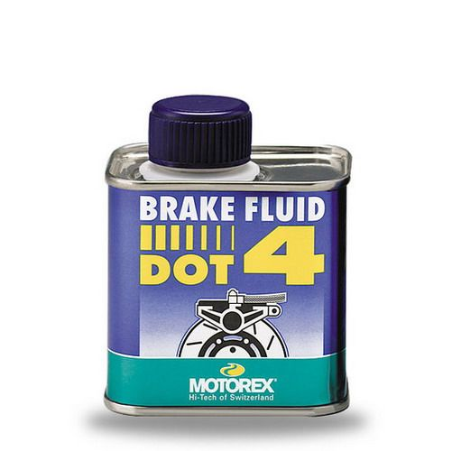 ΥΓΡΑ ΦΡΕΝΩΝ MOTOREX BRAKE FLUID DOT 4