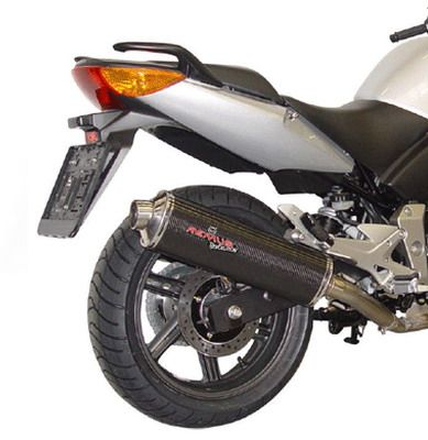 REMUS ΕΞΑΤΜΙΣΗ ΓΙΑ HONDA CBF 600 04-07 REVOLUTION CARBON