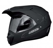 ACERBIS ΚΡΑΝΟΣ ΓΙΑ ΜΗΧΑΝΕΣ ON–OFF ACTIVE DUAL SPORT BLACK MATT