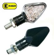 CLEVER ΦΛΑΣ ΜΕ LED 0120 DIAMOND BLACK