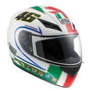 ΚΡΑΝΟΣ FULL FACE AGV K3 ROSI ICON