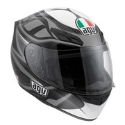 ΚΡΑΝΟΣ FULL FACE AGV K4 EVO DIAPASON BLACK GREY