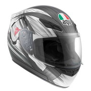 ΚΡΑΝΟΣ FULL FACE AGV K4 EVO HANG ON WHITE