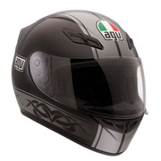ΚΡΑΝΟΣ FULL FACE AGV K4 ROADSTER BLACK GREY