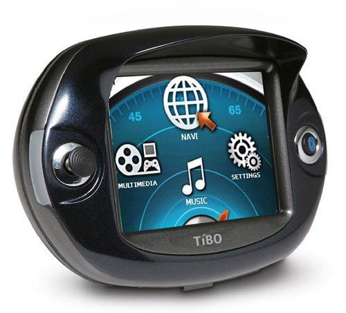 Tibo 4050 Moto Xartes Destinator 7 Gps Navigator Xartes